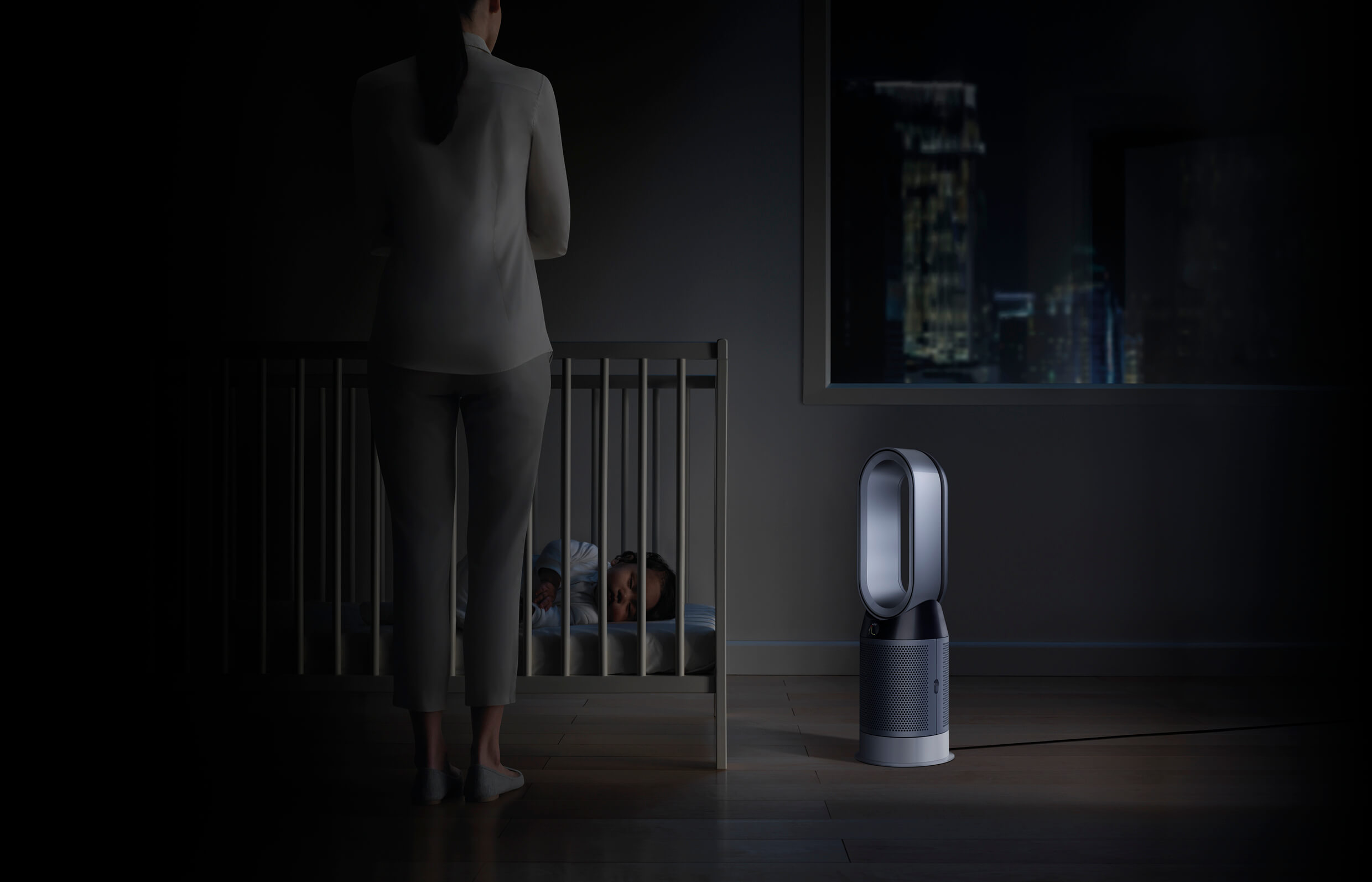 Dyson Pure Hot+Cool HP04 White
