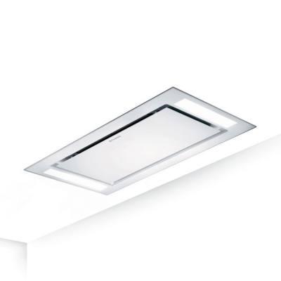 Faber Heaven Glass 2.0 WH Flat A120 mennyezetbe építhető páraelszívó