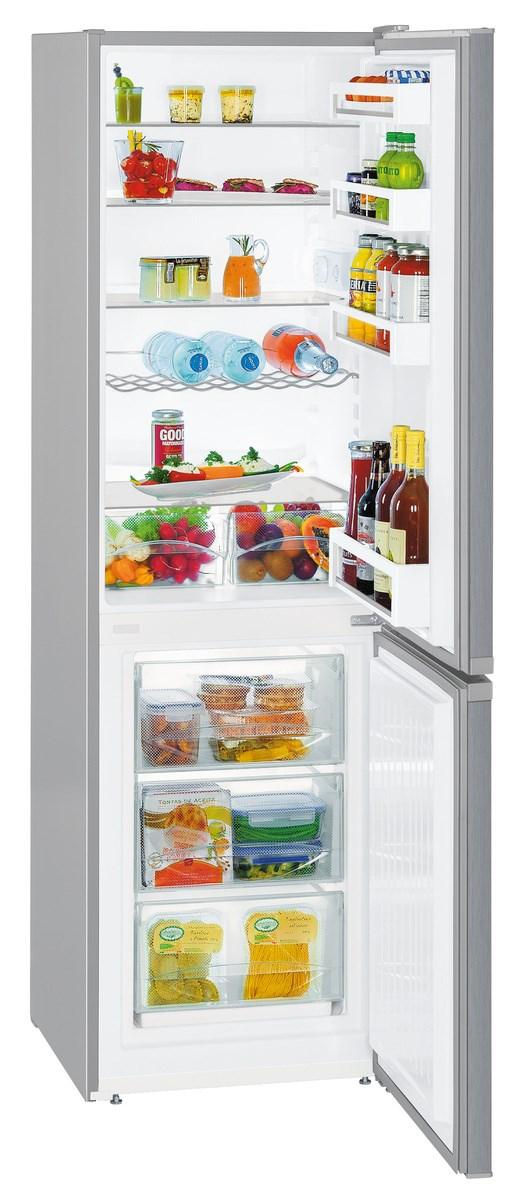 Liebherr CUel331-21 Kombinált hűtő-fagyasztó készülék SmartFrost funkcióval