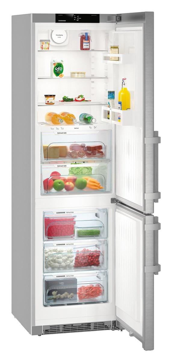 Liebherr KGBNf 2060-3 Kombinált hűtő-fagyasztó készülék BioFresh és NoFrost funkciókkal