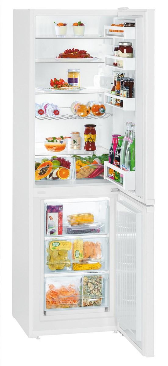 Liebherr CU331-21 Kombinált hűtő-fagyasztó készülék SmartFrost funkcióval