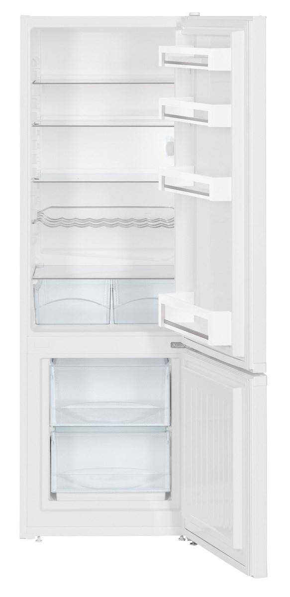 Liebherr CU281-21 Kombinált hűtő-fagyasztó készülék SmartFrost funkcióval