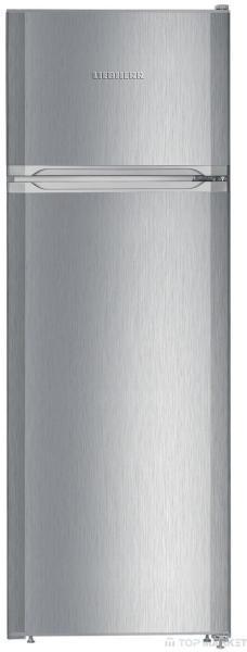 Liebherr CTPel 251 szabadonálló kombinált hűtőszekrény