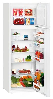 Liebherr CTP 251 szabadonálló kombinált hűtőszekrény