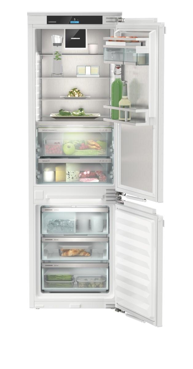 Liebherr ICBNdi 5183 beépíthető, kombinált hűtő-fagyasztószekrény