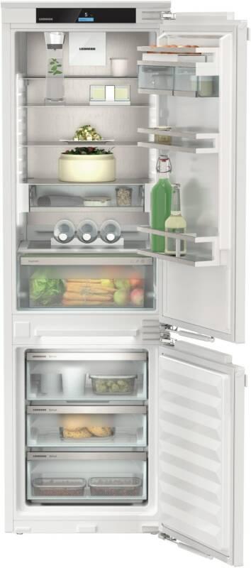 Liebherr ICNdi 5153 beépíthető, kombinált hűtő-fagyasztószekrény