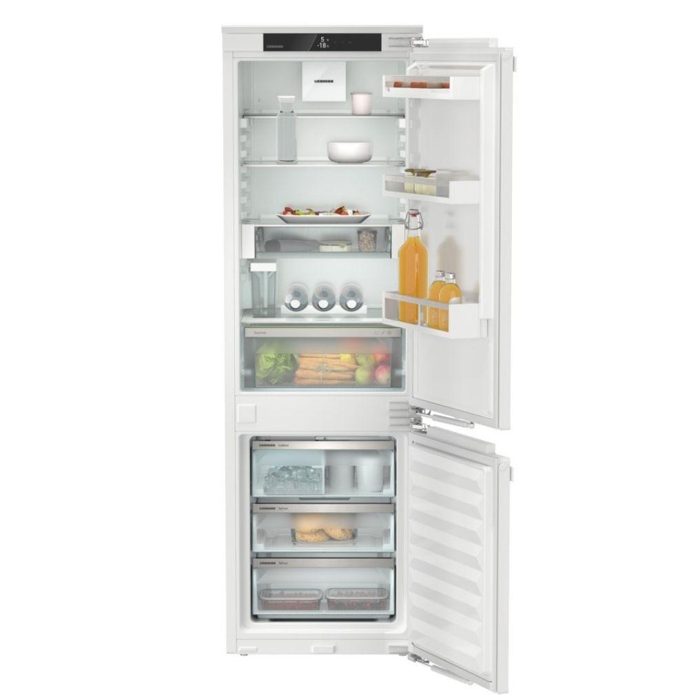 Liebherr ICNe 5133 beépíthető, kombinált hűtő-fagyasztószekrény