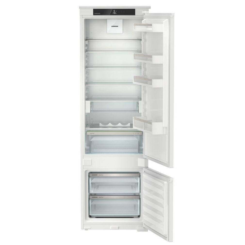 Liebherr ICSe 5122 beépíthető, kombinált hűtő-fagyasztószekrény