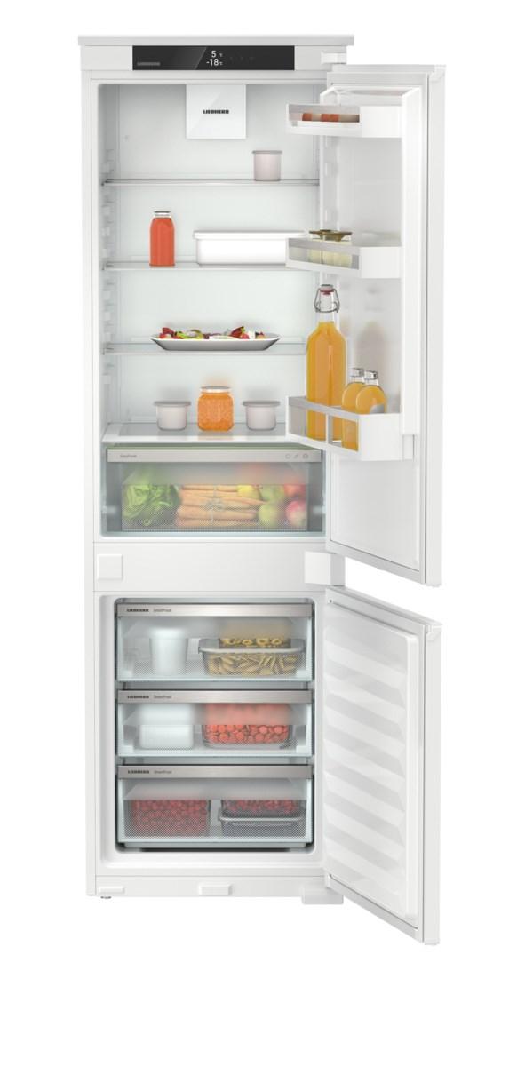 Liebherr ICSe 5103 beépíthető, kombinált hűtő-fagyasztószekrény