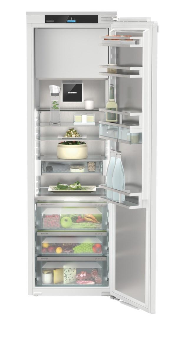 Liebherr IRBdi 5171 beépíthető, kombinált hűtő-fagyasztószekrény