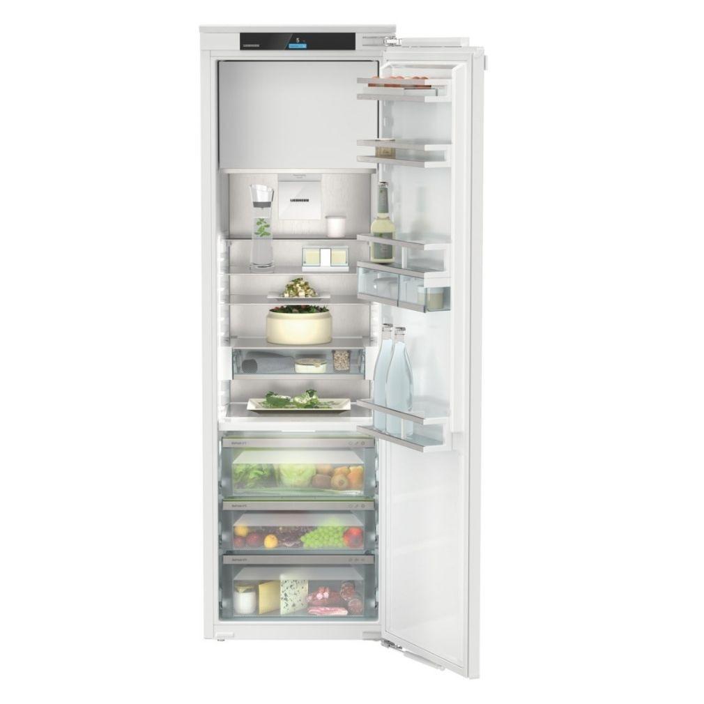 Liebherr IRBdi 5151 beépíthető, kombinált hűtő-fagyasztószekrény