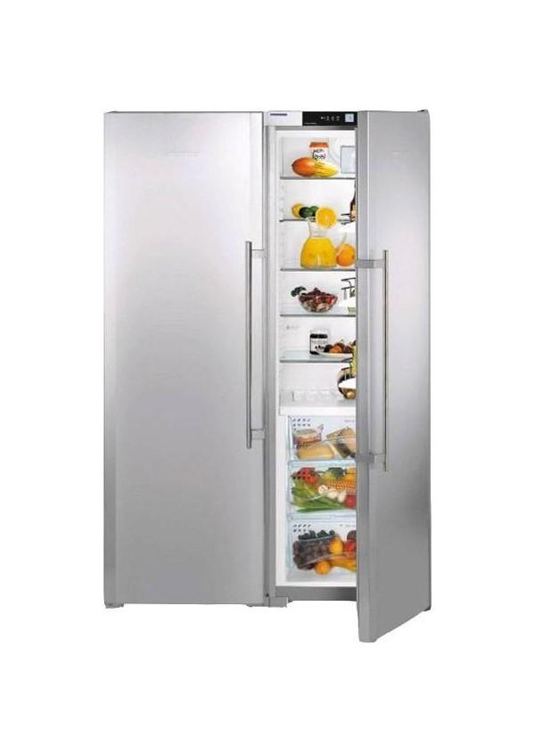 Liebherr SBSes 7253 Hűtőszekrény