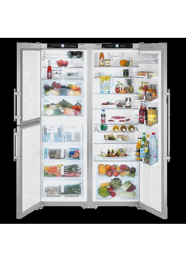 Liebherr SBSes 7353 Hűtőszekrény