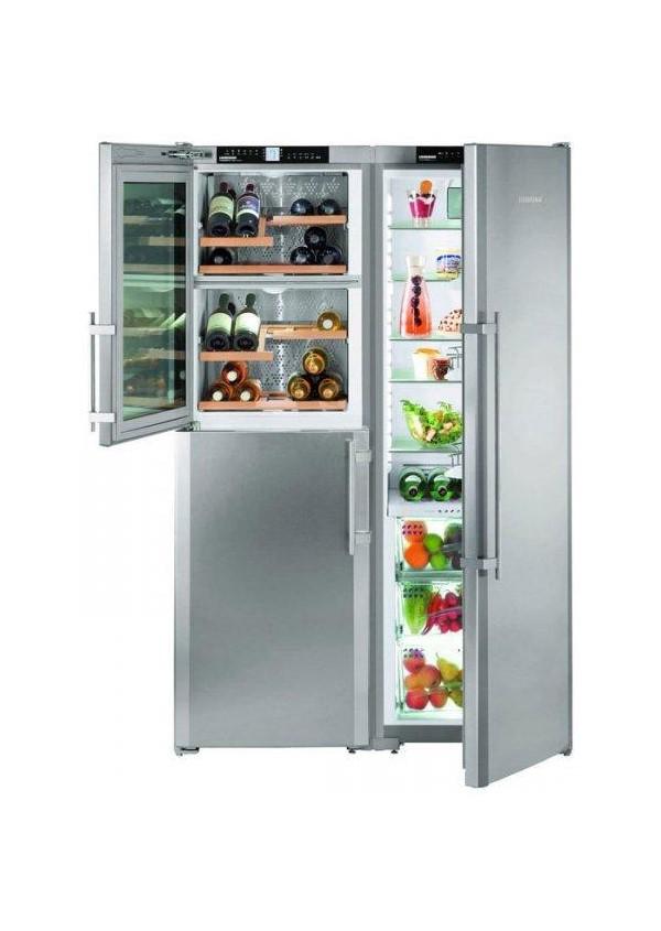 Liebherr SBSes 7165 Hűtőszekrény