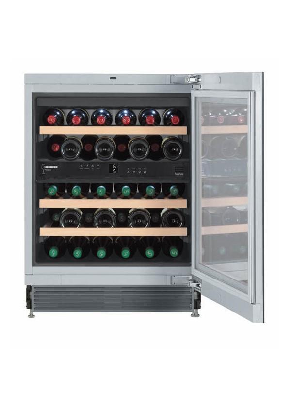 Liebherr UWT 1682 Vinidor Beépíthető borhűtő