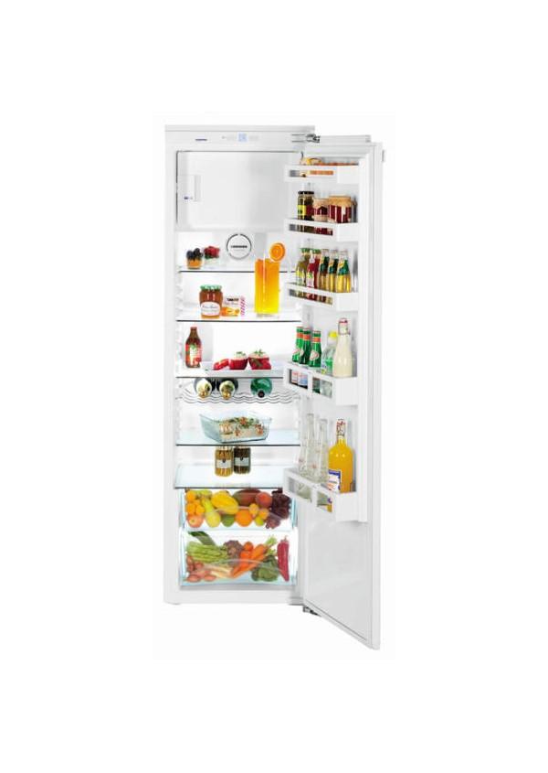 Liebherr IK 3514 beépíthető egyajtós hűtő fagyasztóval