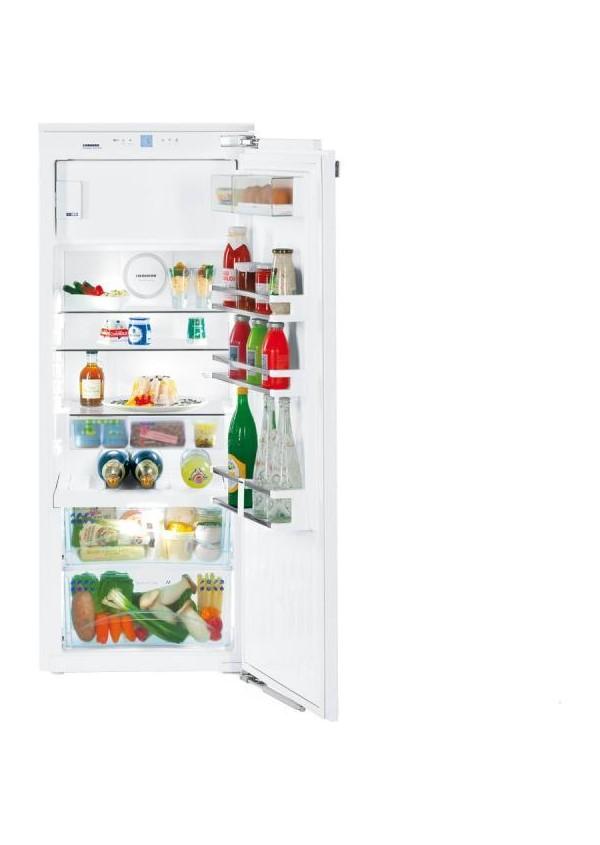 Liebherr IKBP 2754 beépíthető egyajtós hűtő fagyasztóval, BioFresh