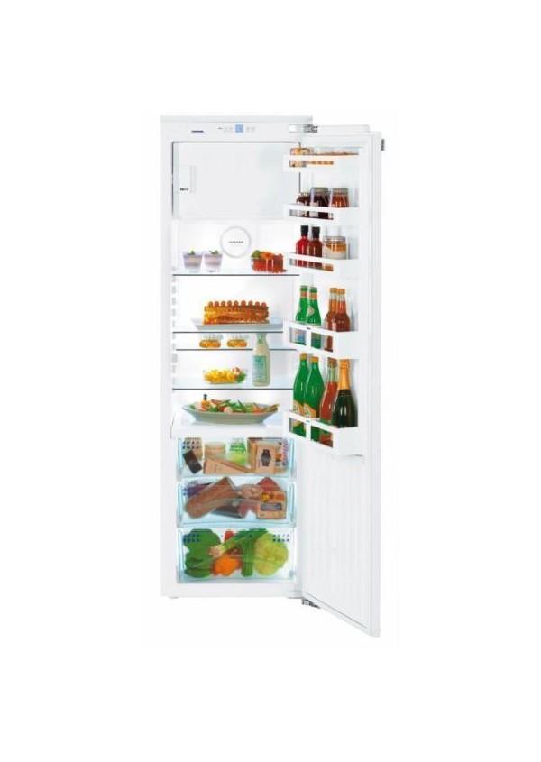 Liebherr IKB 3514 beépíthető egyajtós hűtő fagyasztóval, BioFresh