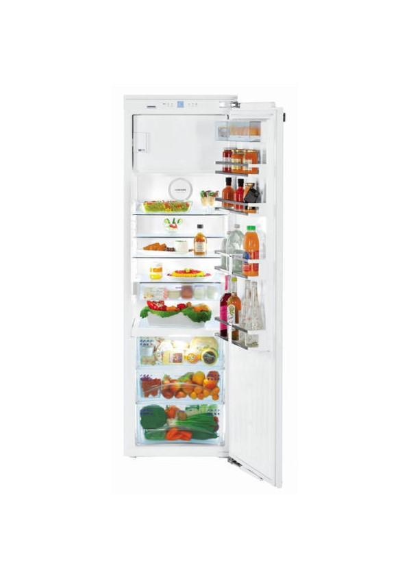 Liebherr IKB 3554 beépíthető egyajtós hűtő fagyasztóval, BioFresh