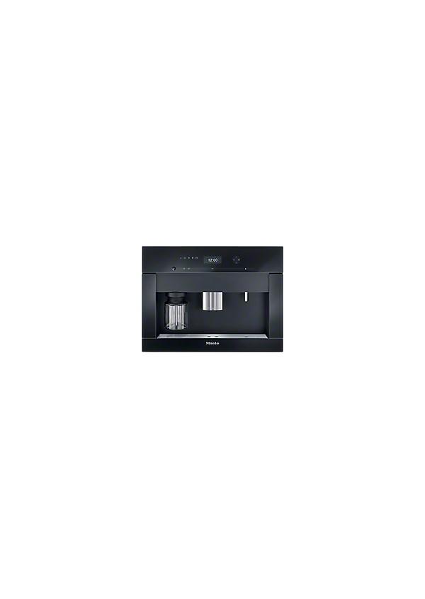 Miele CVA 6401 - Beépíthető kávéautomaták obszidián fekete