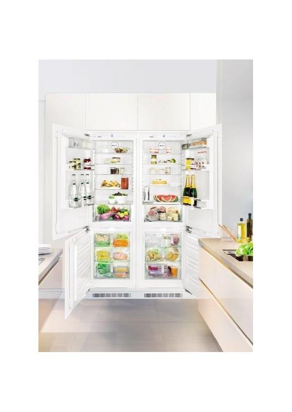 Liebherr SBS 66I2 Side-by-side hűtőszekrény