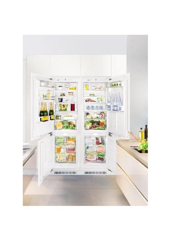 Liebherr SBS 66I3 Side-by-side hűtőszekrény