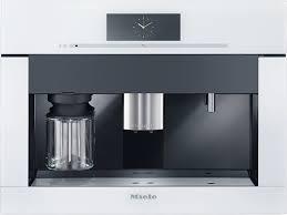 Miele CVA 6805 - Beépíthető kávéautomata briliáns fehér