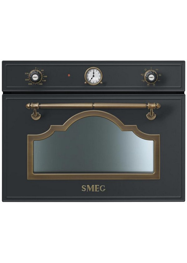 Smeg SF4750MAO Kompakt mikrohullámú sütő