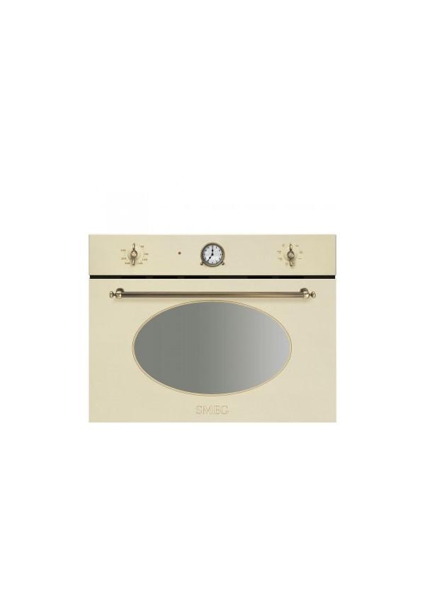 Smeg SF4800MPO Kompakt mikrohullámú sütő