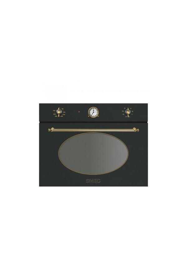 Smeg SF4800MA Kompakt mikrohullámú sütő