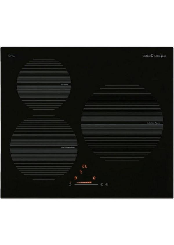 Cata ISB 603 BK fekete Can Roca indukciós kerámia főzőlap