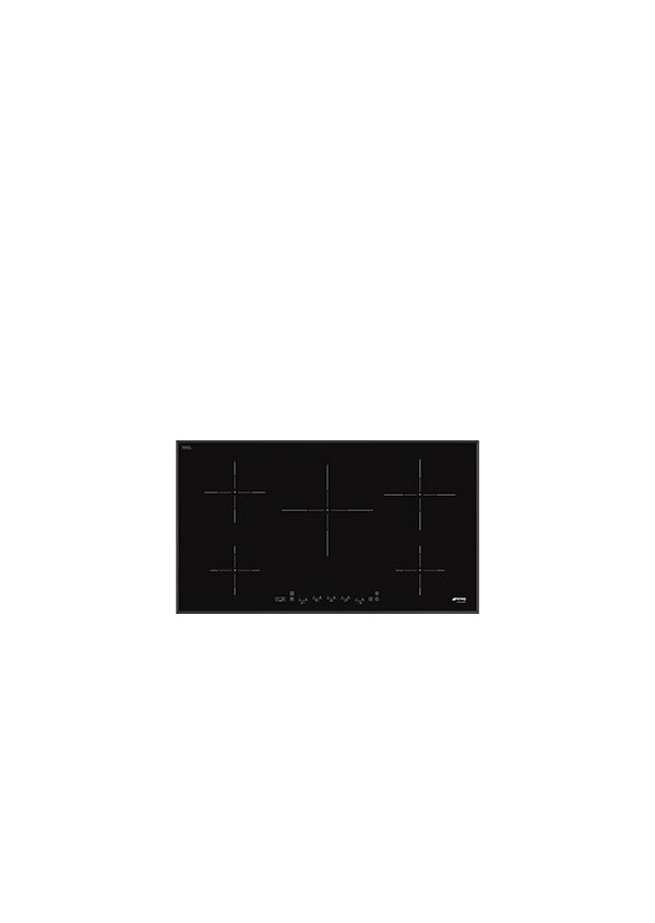 Smeg SI5952B Indukciós főzőlap
