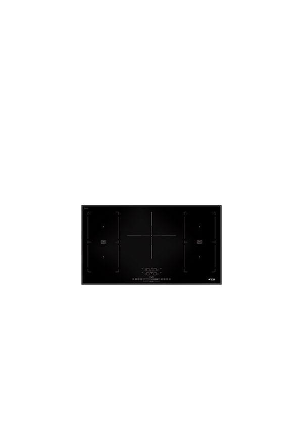 Smeg SIM592B Indukciós főzőlap