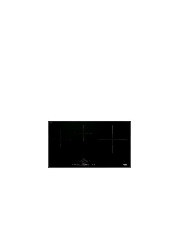 Smeg SIH5935B Indukciós főzőlap
