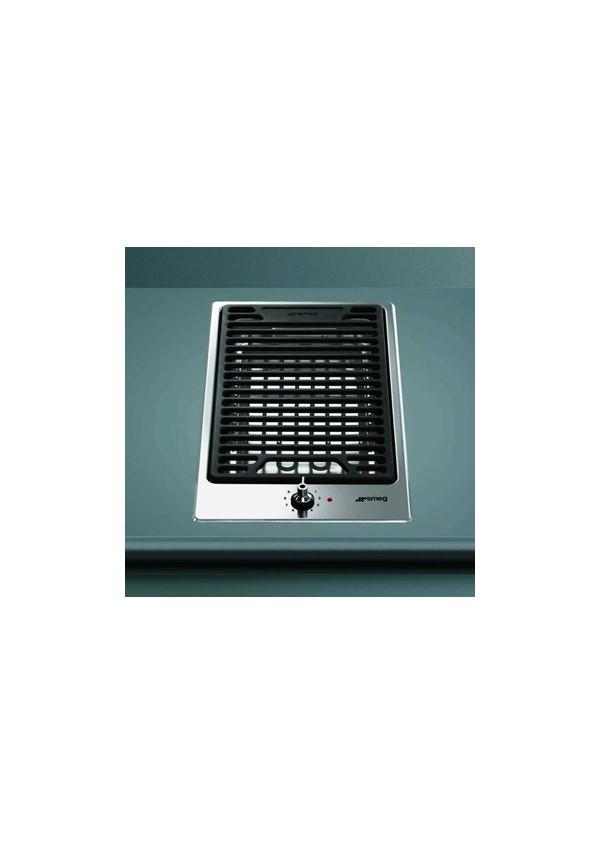 Smeg PGF30B Domino grill főzőlap