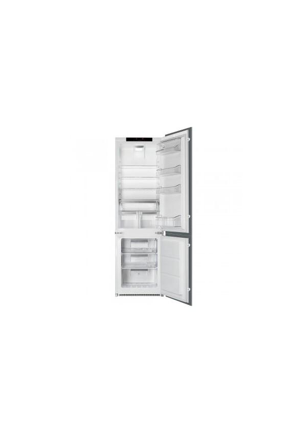 Smeg C7280NLD2P Beépíthető hűtő és fagyasztó