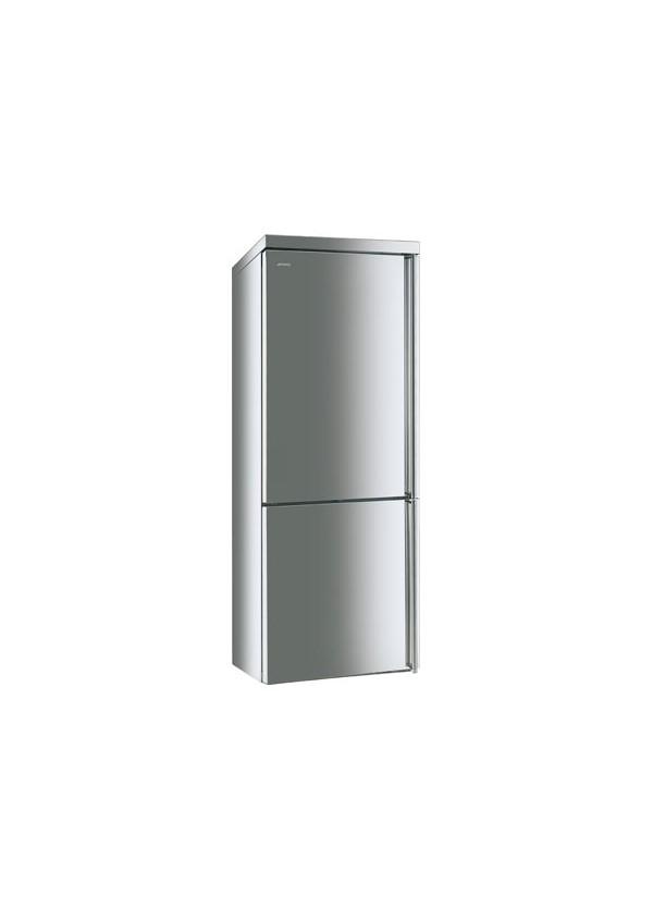 Smeg FA390XS4 Szabadonálló kombinált hűtő és fagyasztó