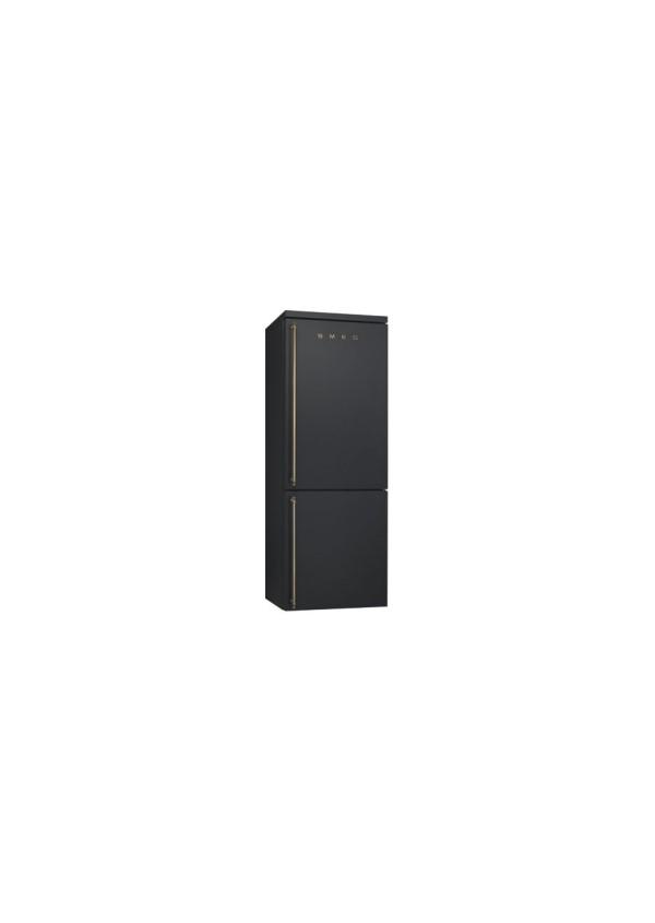 Smeg FA8003AO Szabadonálló kombinált hűtő és fagyasztó