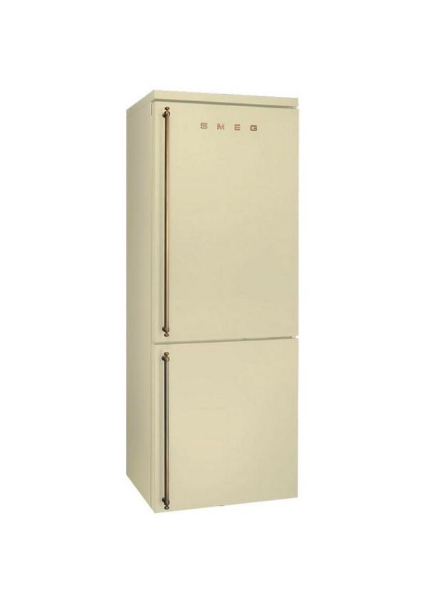 Smeg FA8003PO Szabadonálló kombinált hűtő és fagyasztó