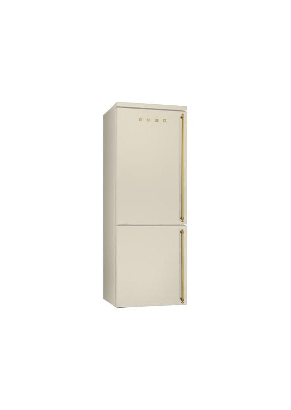 Smeg FA8003PS Szabadonálló kombinált hűtő és fagyasztó