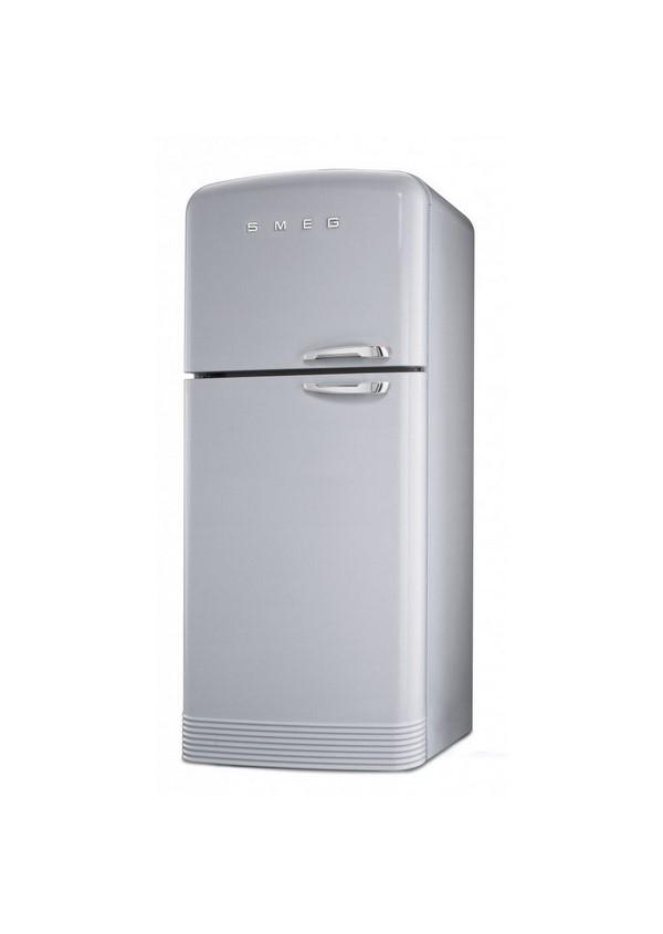 Smeg FAB50XS Kombinált hűtő és fagyasztó