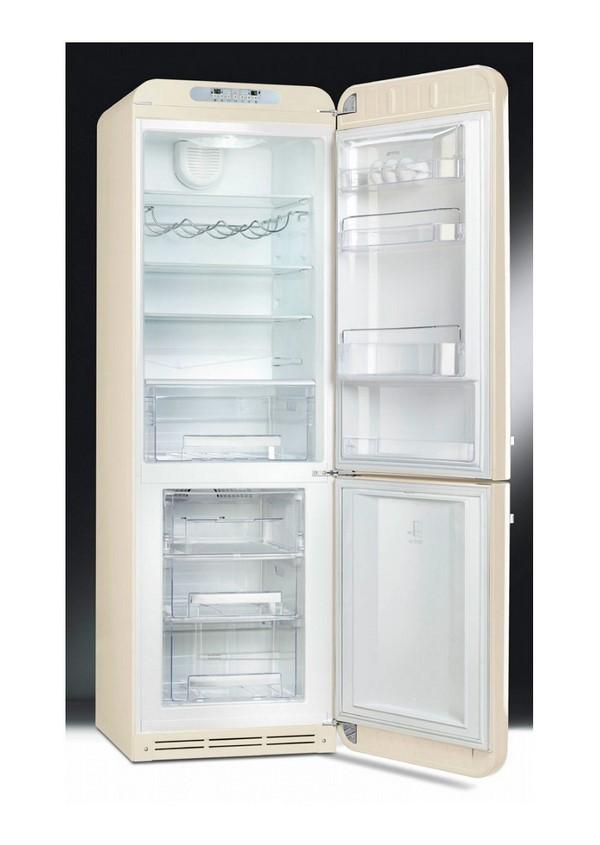 Smeg FAB32RCR3 Kombinált hűtő és fagyasztó
