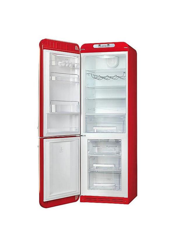 Smeg FAB32LRD3 Kombinált hűtő és fagyasztó