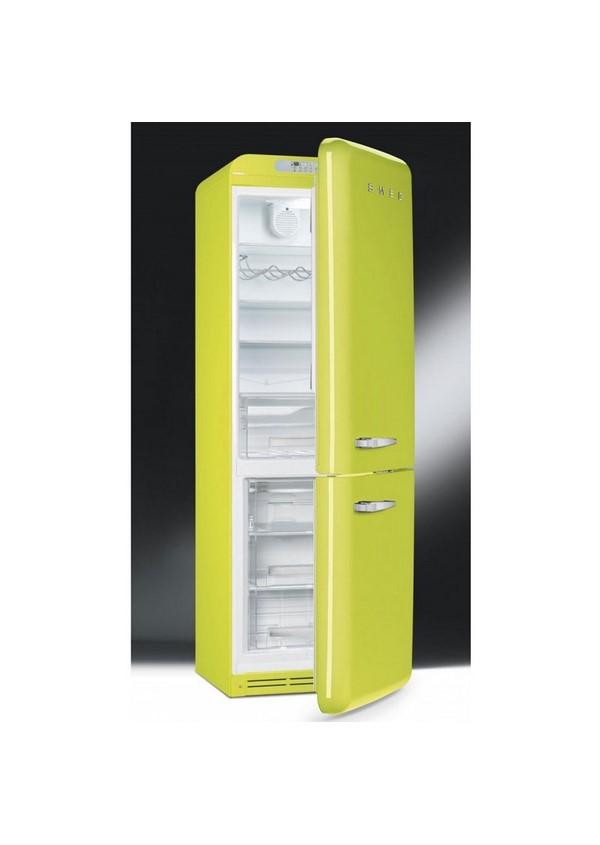 Smeg FAB32RLI3 Kombinált hűtő és fagyasztó
