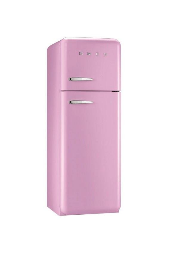 Smeg FAB30RRO1 Kombinált hűtő és fagyasztó