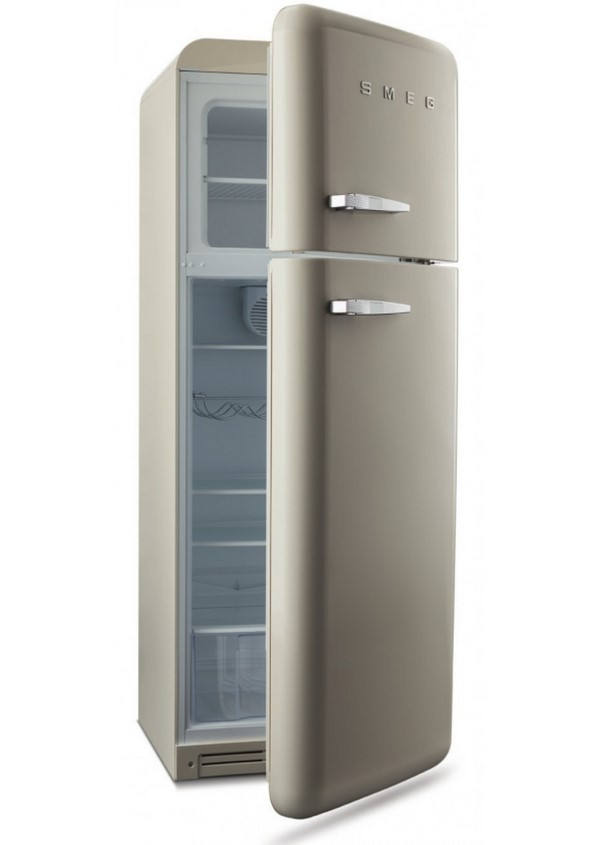 Smeg FAB30RP1 Kombinált hűtő és fagyasztó