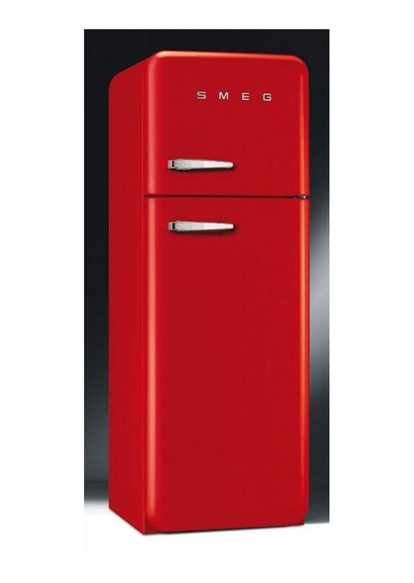 Smeg FAB30RR1 Kombinált hűtő és fagyasztó