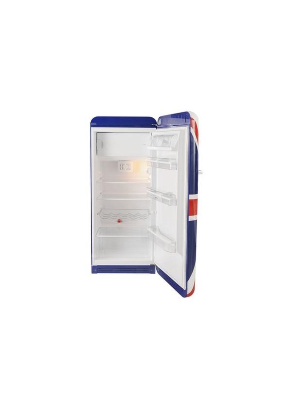 Smeg FAB28RUJ1 Retro hűtő és fagyasztó