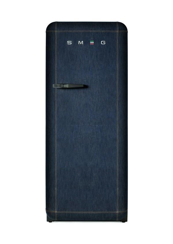 Smeg FAB28RDB Retro hűtő és fagyasztó