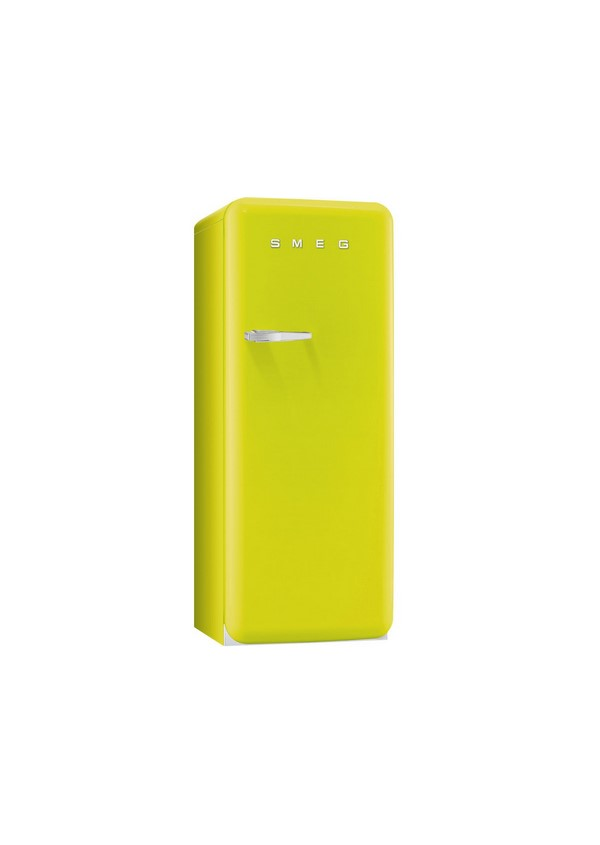 Smeg FAB28RVE1 Retro hűtő és fagyasztó